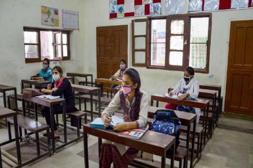 Amid Covid-19 Surge, J&K Government Announces Closure Of Schools