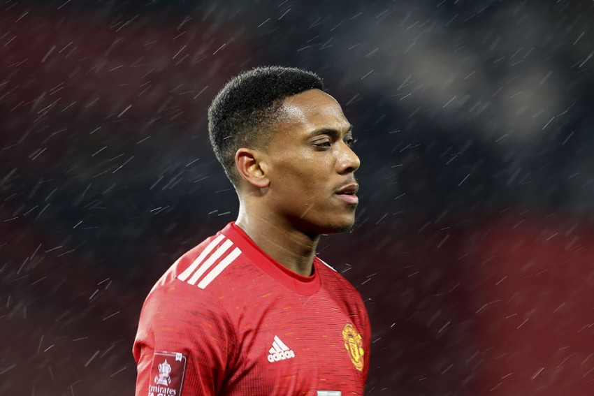 Anthony Martial Could Miss Rest Of Season, Says Manchester United Boss