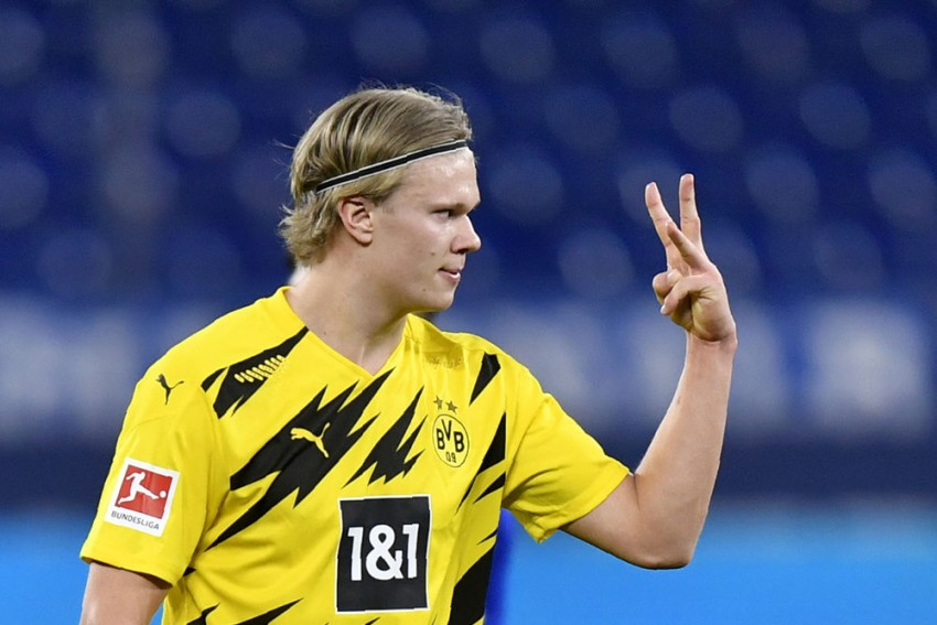 Pep Guardiola's Next Number Nine? Erling Haaland Set To Audition For Football's Toughest Gig