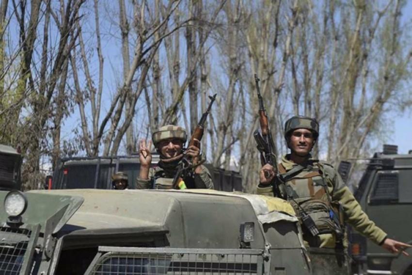 ISJK Commander Arrested By Jammu Police; Terror Strike Averted