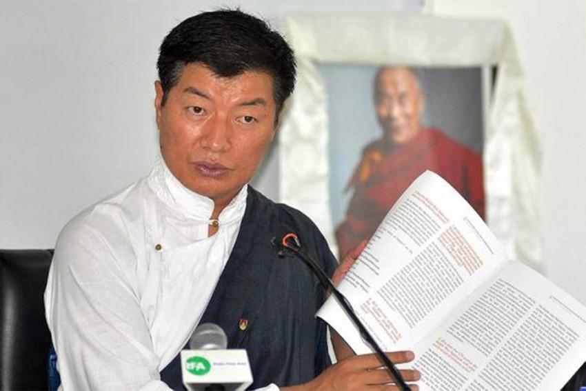What Happened In Xinjiang is Happening  In Tibet: PM In Exile Lobsang Sangay