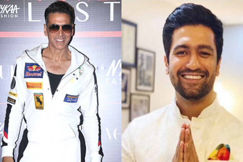 After Akshay Kumar, Vicky Kaushal Falls Prey To Covid; Here's List Of Famous People Who Recently Tested Positive
