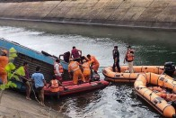 26 Die As Launch Overturns After Collision With Cargo Vessel In Bangladesh