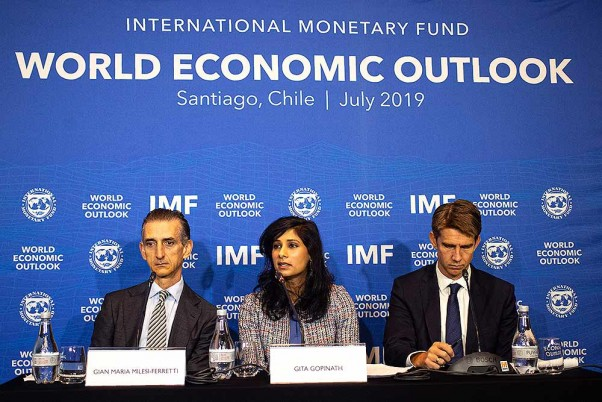 IMF Projects Impressive 12.5% Economic Growth For India In 2021