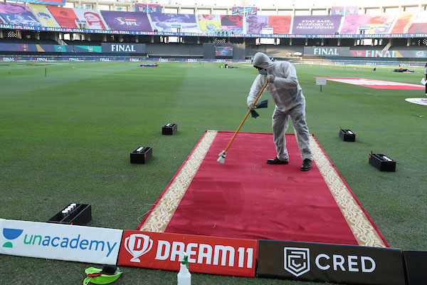 2 Ground-staff Members Among 3 More COVID-19 Positives At Wankhede Stadium