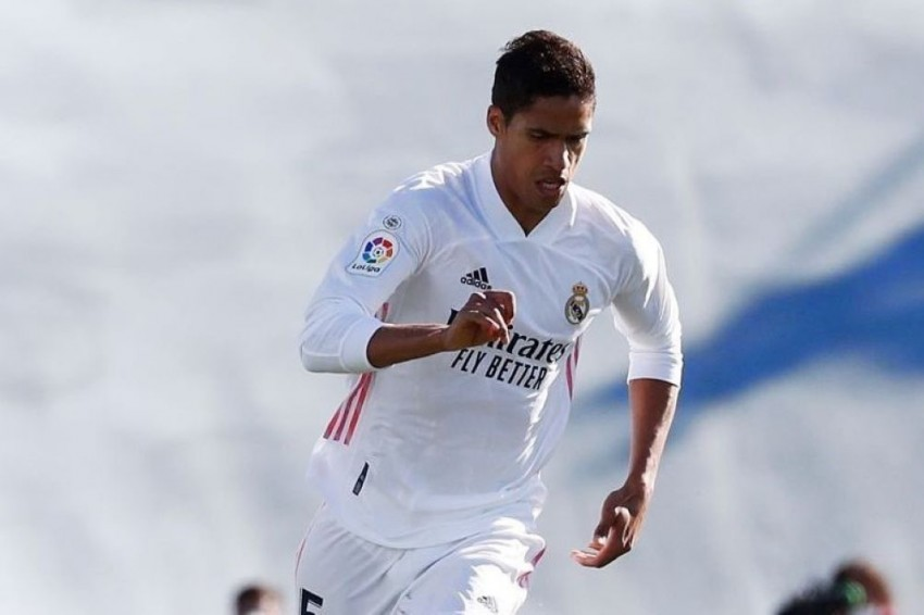 Real Madrid Defender Raphael Varane To Miss Liverpool Clash After Testing Positive For Coronavirus