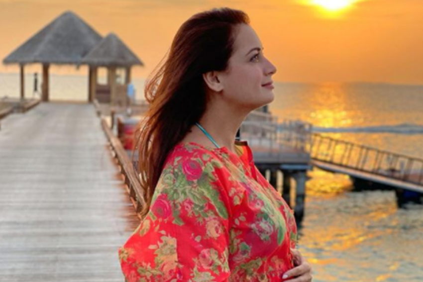 Trolls Question Dia Mirza's Pregnancy, She Responds, 'There Must Never Be Any Shame Attached To This Beautiful Journey'