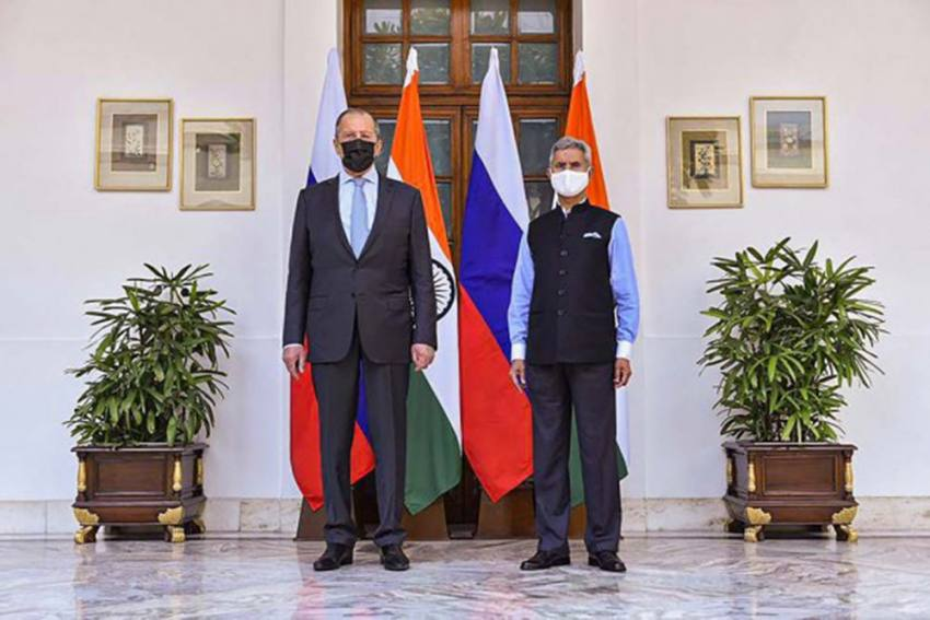 Discussed Nuclear, Defence Cooperation: Jaishankar On Talks With Russian Counterpart