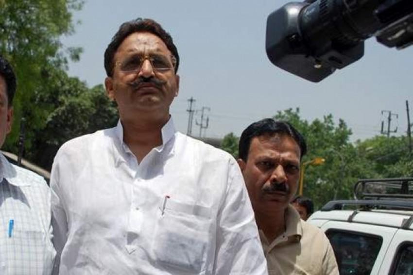 Seven Vehicles Of UP Police Reach Punjab To Take Custody Of Mukhtar Ansari