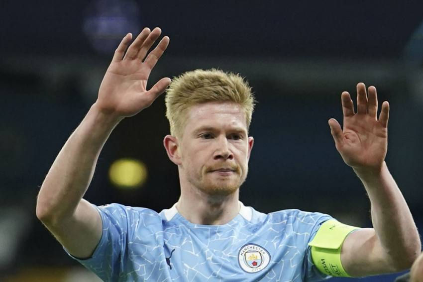 Kevin De Bruyne: Manchester City Secure Premier League's Best Creator For His Peak Years