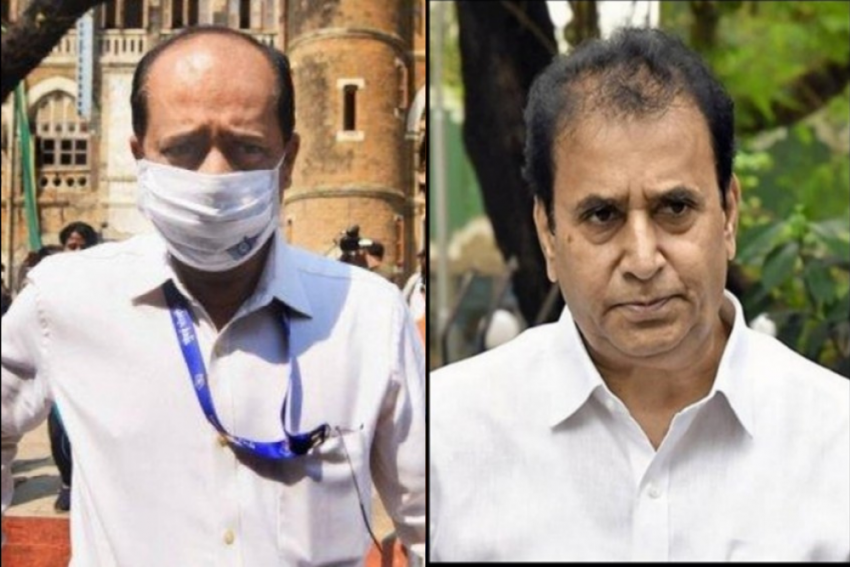 Anil Deshmukh Demanded Rs 2 Cr To Let Me Continue In Mumbai Police: Sachin Vaze