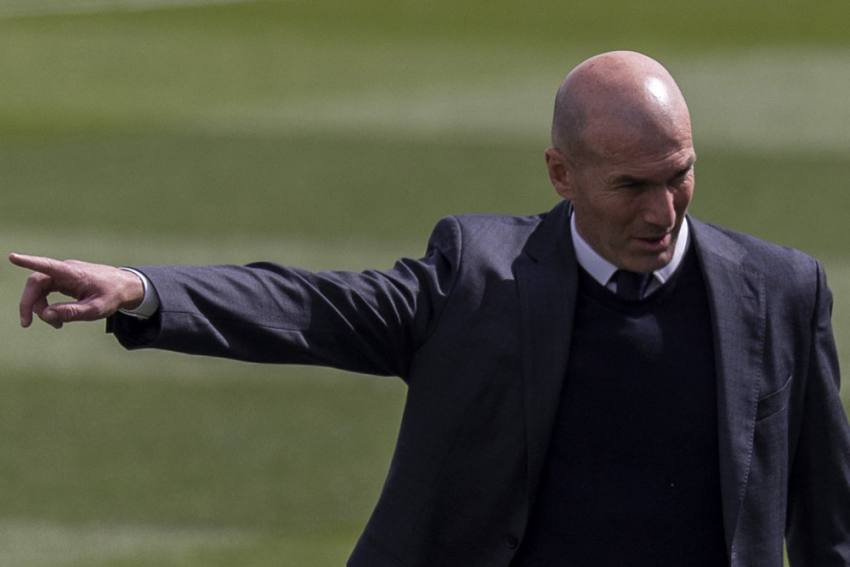 Madrid Boss Zinedine Zidane Responds To Juventus Speculation: They're Still Important To Me