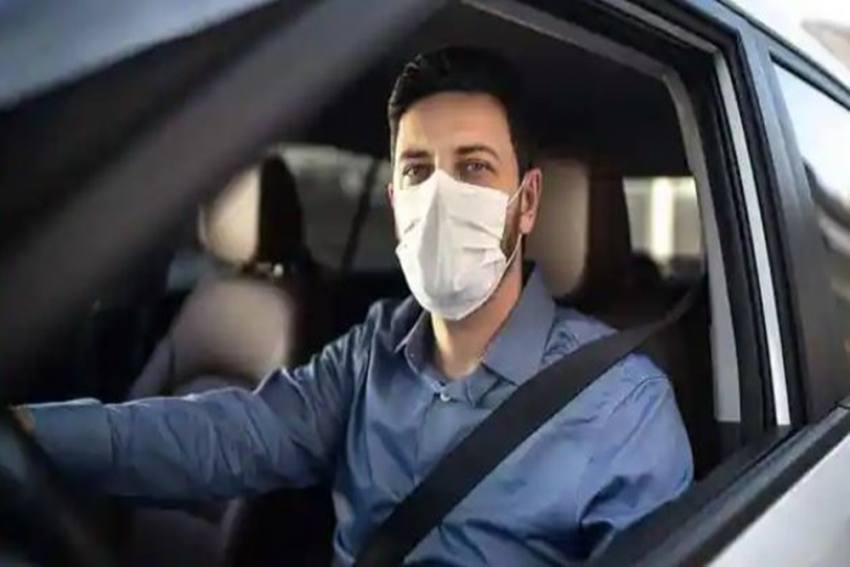 Mask Mandatory Even If A Person Is Driving Alone: Delhi High Court