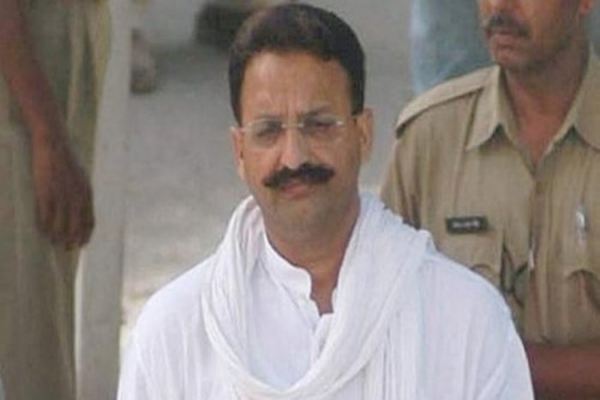 Gangster-Turned-Politician Mukhtar Ansari Brought Back To Banda Jail From Punjab Prison