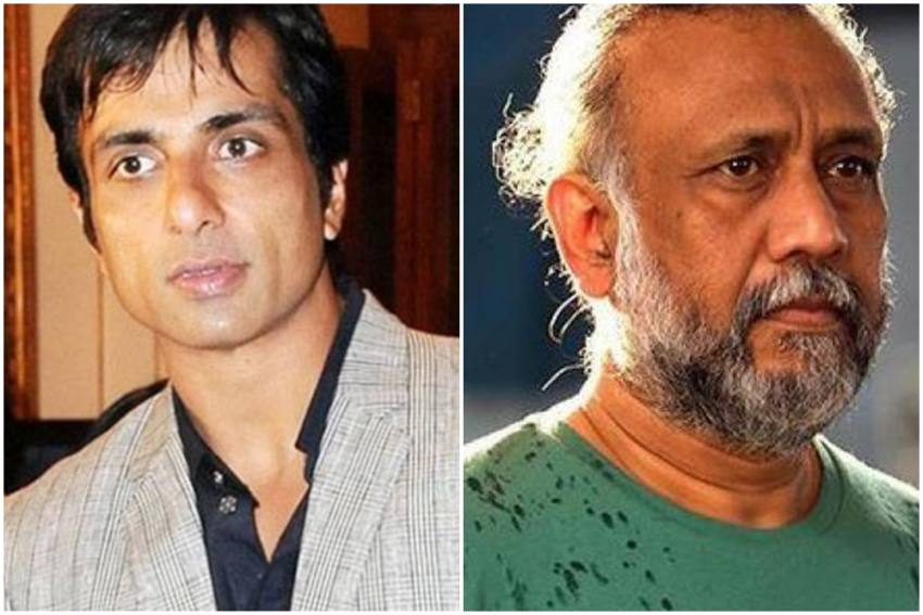 Sonu Sood, Anubhav Sinha Take Covid Vaccine Shots, Share Pictures