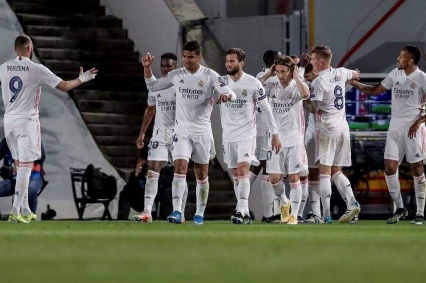 Real Madrid 3-1 Liverpool: Vinicius Junior Scores Twice As Los Blancos Take Champions League Lead
