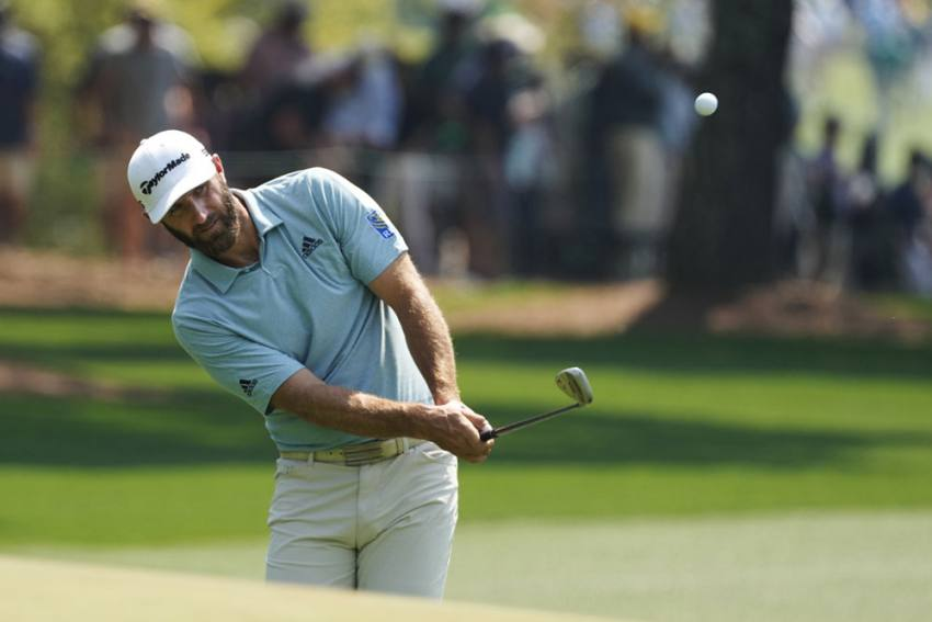 The Masters: Dustin Johnson Primed For Green Jacket Defence As Augusta Action Tees Off