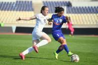 India Women Suffer 1-2 Defeat To Belarus In Football Friendly