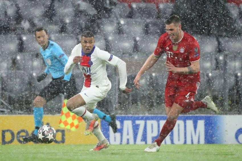 Kylian Mbappe Gives Paris Saint-Germain 3-2 Champions League Lead Over Bayern Munich