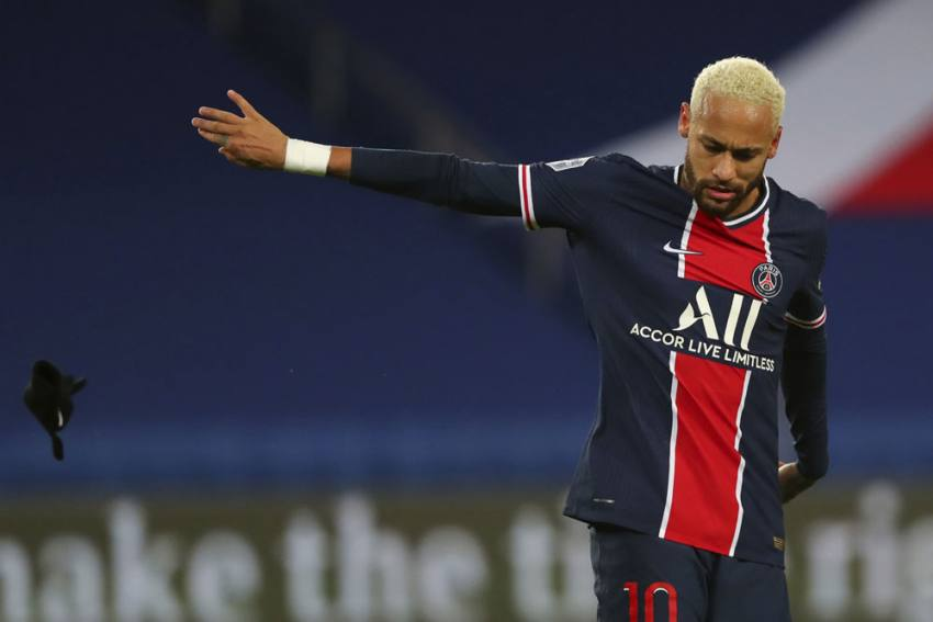 PSG Superstar Neymar Banned For Two Ligue 1 Matches