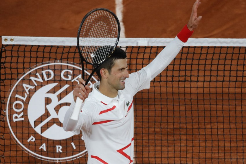 French Open Pushed Back A Week To May 30 Due To Rise In COVID-19 Cases
