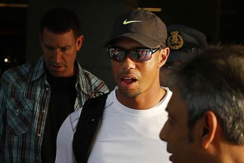 Tiger Woods Crash Due To 'Excessive Speed', Say Police