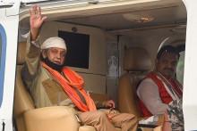 Kolkata Police Denies Permission For BJP Leader Mithun Chakraborty's Roadshow, Workers Stage Protest