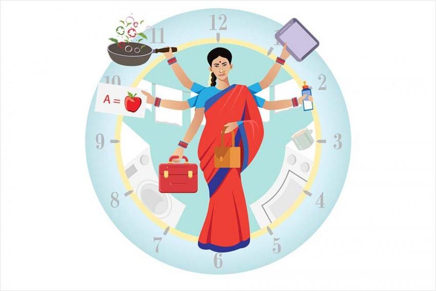 Mrs Working Housewife