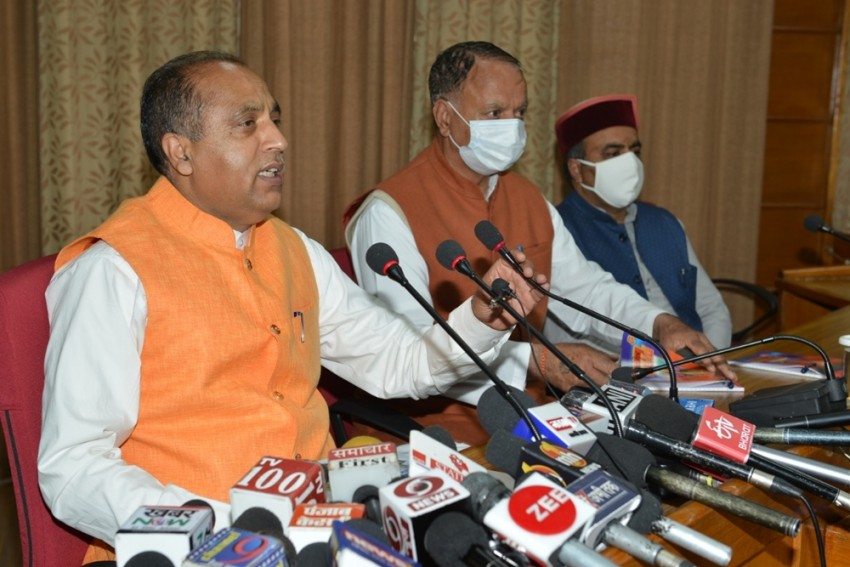 Fake Claims About Taxes On Pets And Cows Helped Cong Win, Says Himachal CM