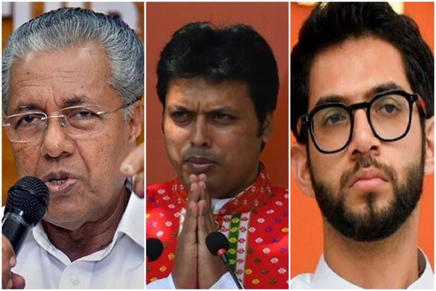 From Yogi To Pinarayi; Here's A List Of Indian Politicians Who Recently Tested Positive