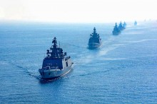 India Conveys Concern To US Over Warship Carrying Op In Indian Waters 'Without Consent'
