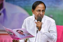Telangana CM Imposes Fine Of Rs 1,000 For Not Wearing Masks