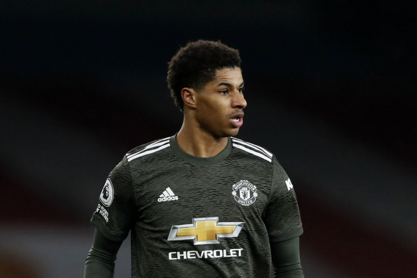 Marcus Rashford Plays Through The Pain To Leave Solskjaer 'Delighted' With Win In Granada