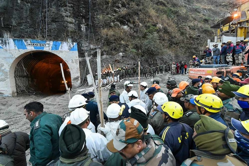 Uttarakhand Floods: One More Body Recovered From Tapovan Tunnel; Toll Rises To 78
