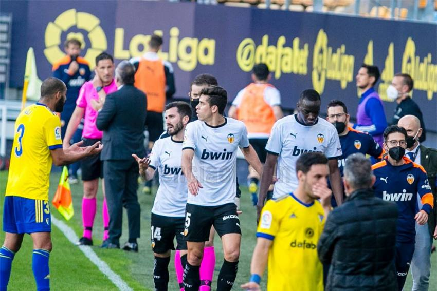 La Liga Investigation Finds No Evidence Juan Cala Racially Abused Mouctar Diakhaby