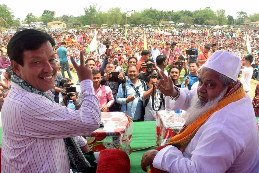 Assam Polls: Fear Of Horse Trading Pushes Congress, AIUDF To Shift Candidates To Jaipur