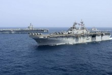 India Wakes Up To A Rude Surprise As US Warship Enters Indian Waters