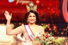 Reigning Mrs World Arrested After Pulling Crown Off Mrs Sri Lanka