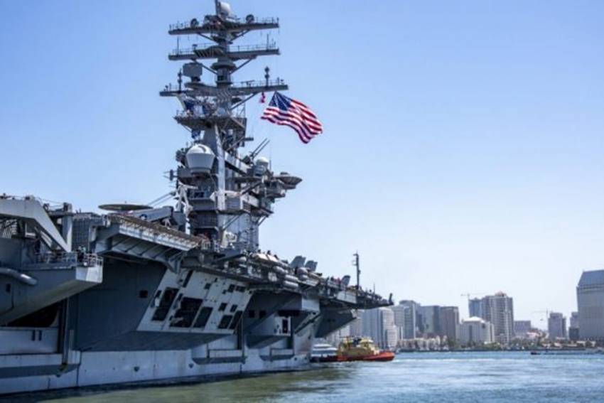 US Navy Conducts Operation In Indian Waters Without Prior Consent