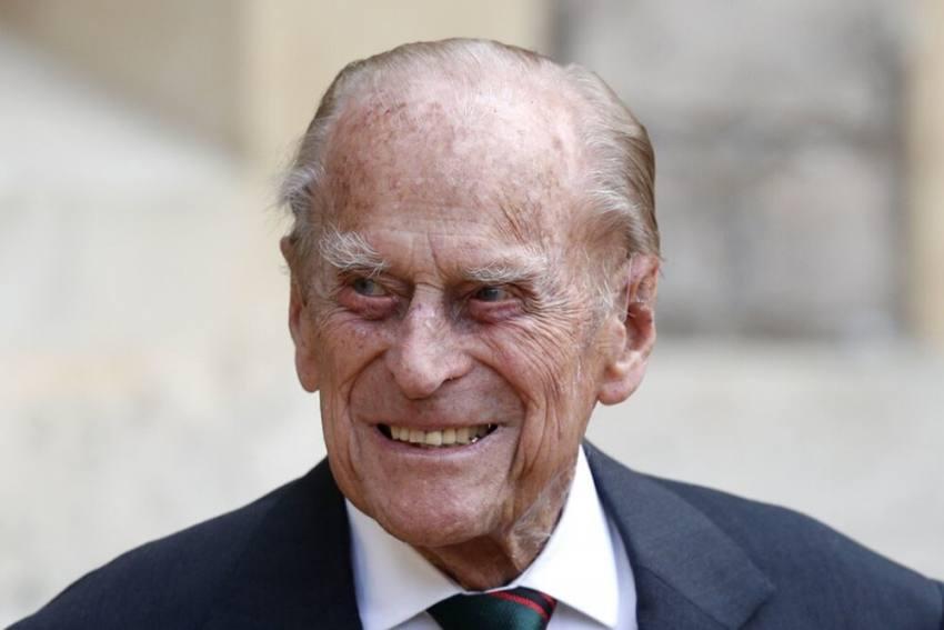 Queen Elizabeth II's Husband, Prince Philip, Dies At 99