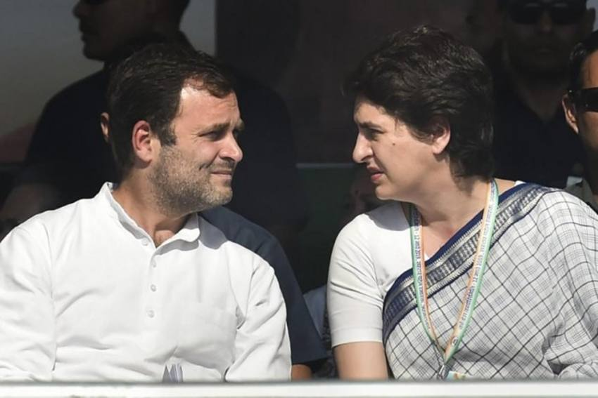 Why Rahul Gandhi, Priyanka Have Kept Away From Bengal Campaign