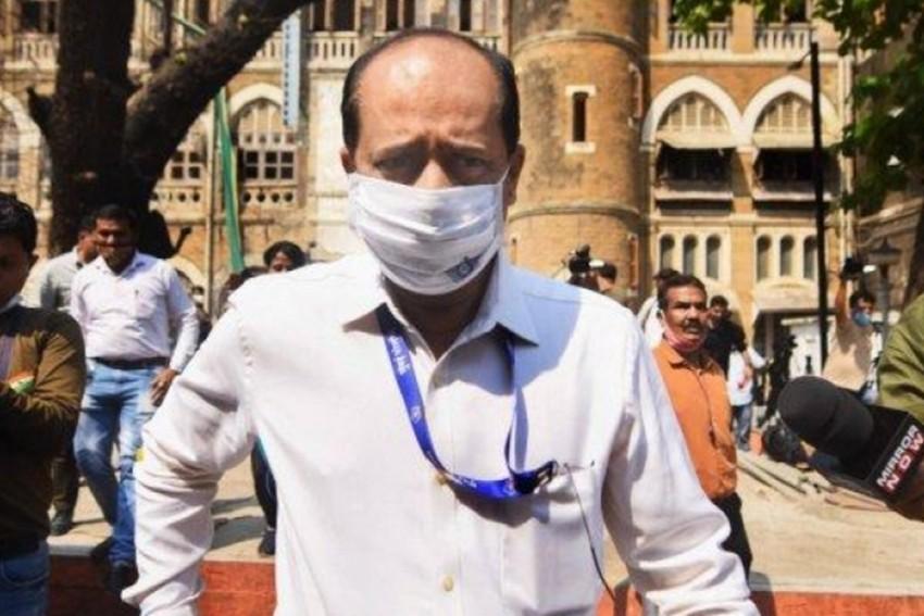 Ambani Bomb Scare Case: NIA Court Sends Sachin Vaze To Judicial Custody