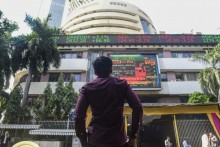 Sensex Drops Over 150 Points In Early Trade; Nifty below 14,850