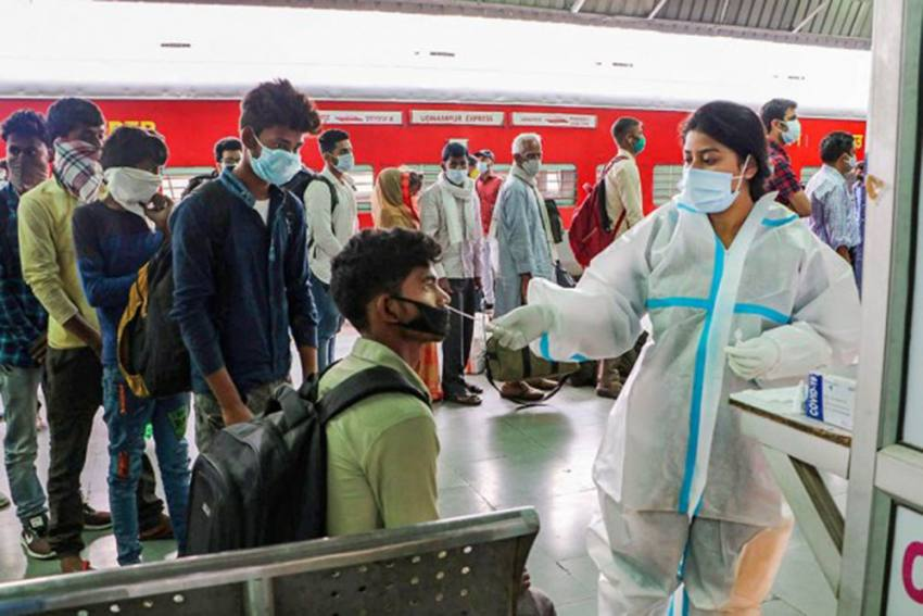 India Logs A Record 4 Lakh Plus New Covid-19 Cases, Only Country To Do So In A Single Day