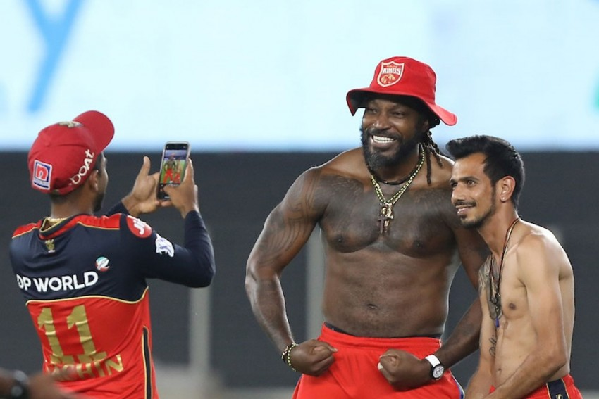 IPL 2021: A Lot Is Written About Chris Gayle, But He Will Sacrifice For The Team - KL Rahul