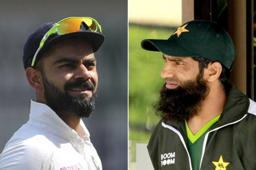 Pakistan Great Mohammad Yousuf On Virat Kohli's Century Drought: It Is Only A Matter Of Time
