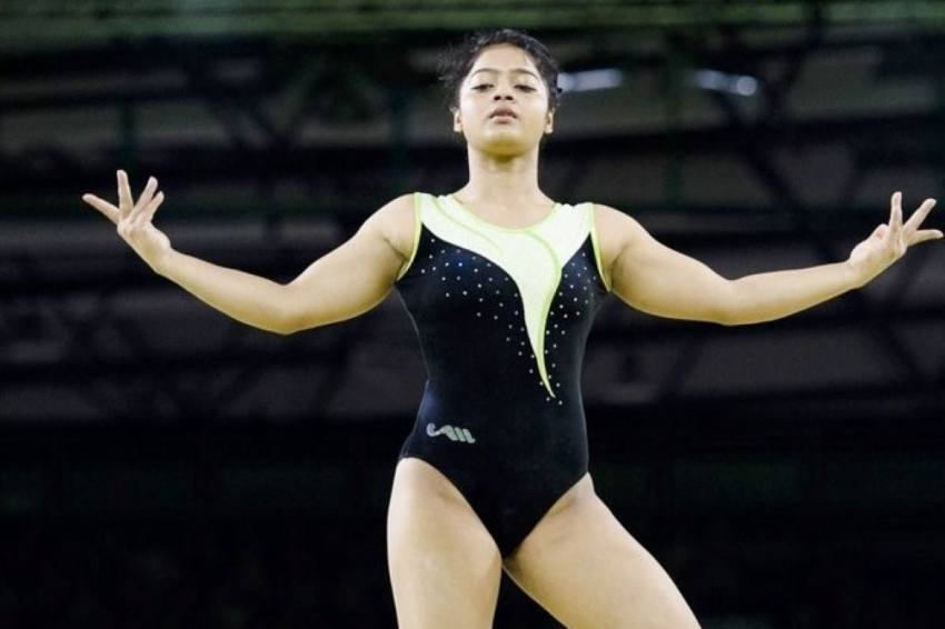 Gymnast Pranati Nayak Gets Asian Quota, To Compete At Tokyo Olympics