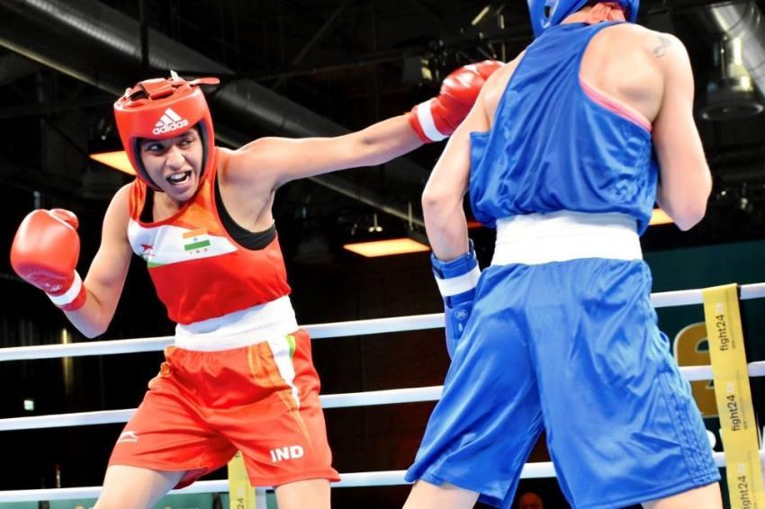 COVID-19 Positive Boxer Simranjit Kaur to Miss Asian Boxing Championship
