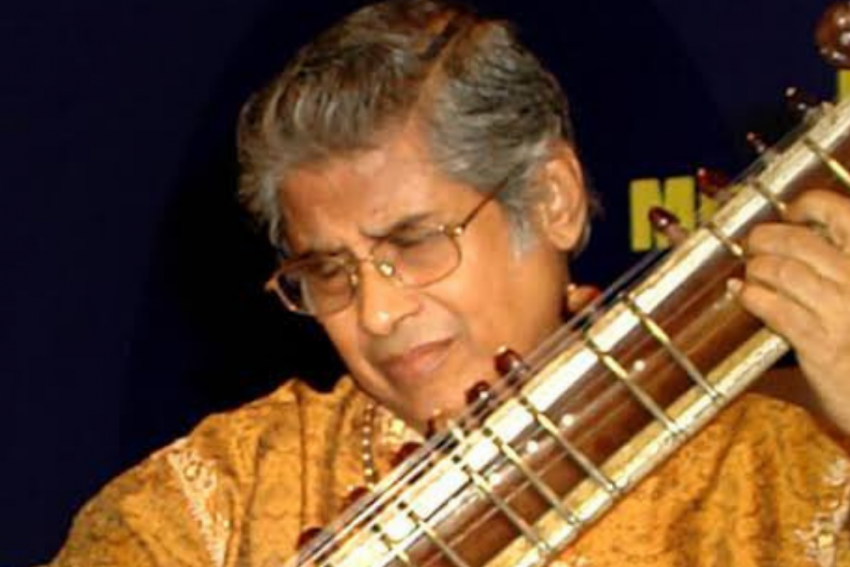 Days After Testing Covid Positive, Sitar Maestro Pandit Debu Chaudhuri Succumbs To Heart Attack