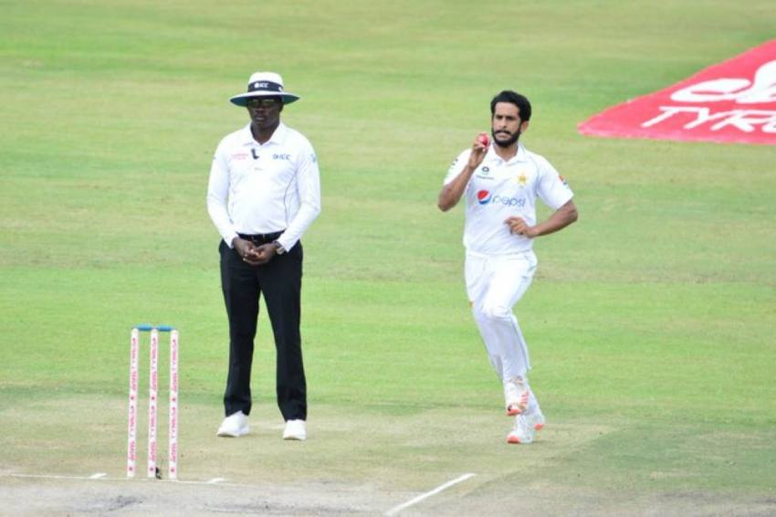 Hasan Ali Takes Five Wickets As Pakistan Beat Zimbabwe By An Innings In First Test In Harare